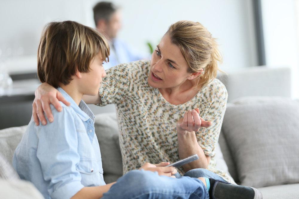 Гиперопека у родителей