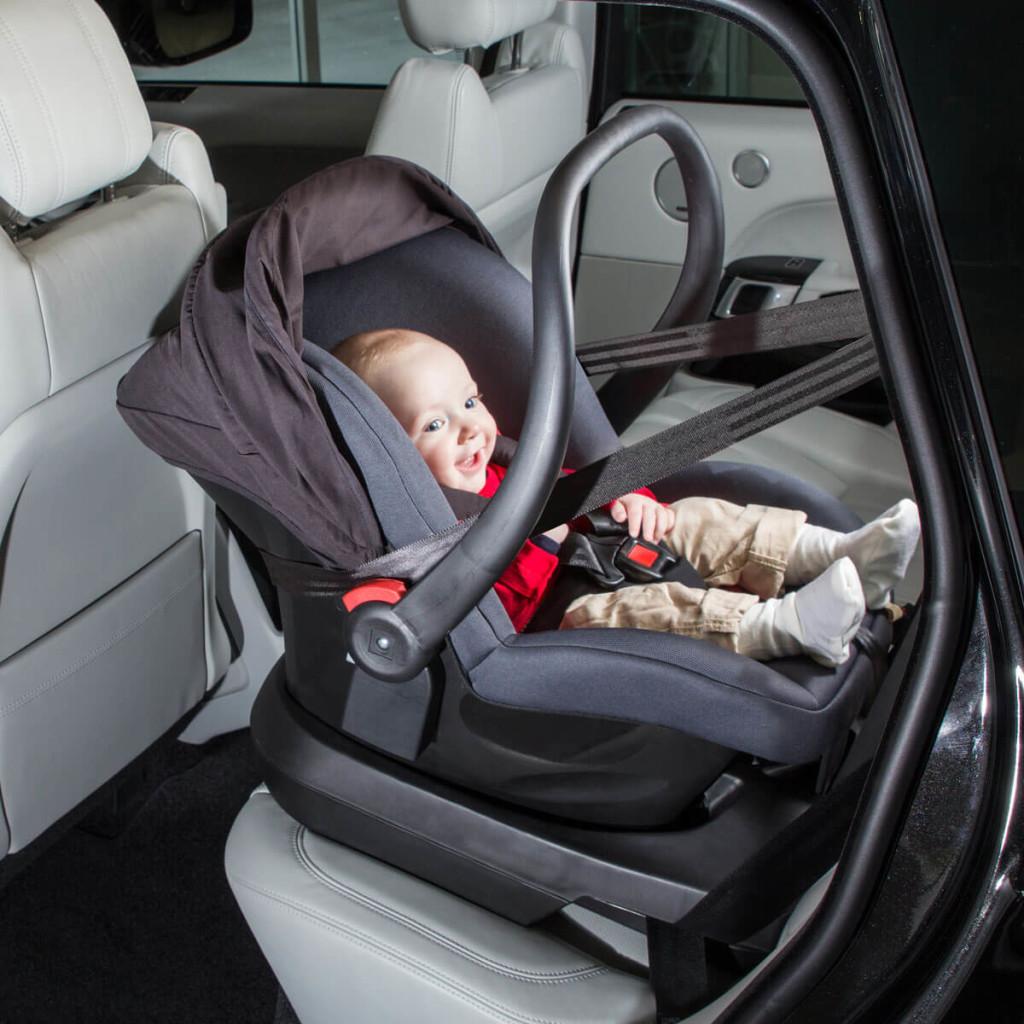 Перевозка детей в автомобиле в 2020 году