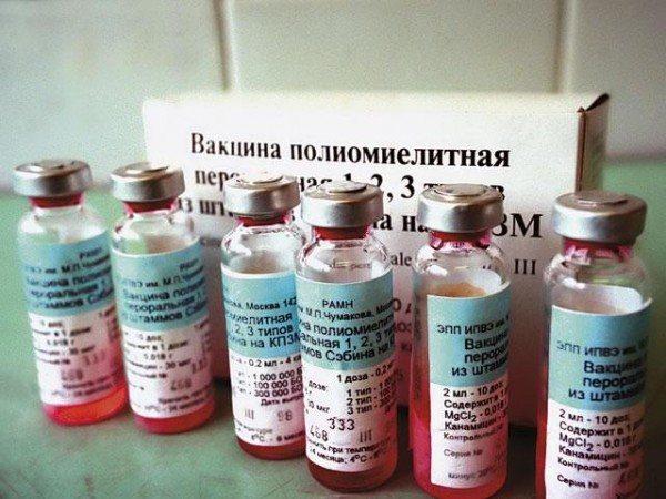 Живая вакцина от полиомиелита и непривитый ребенок: полезная информация