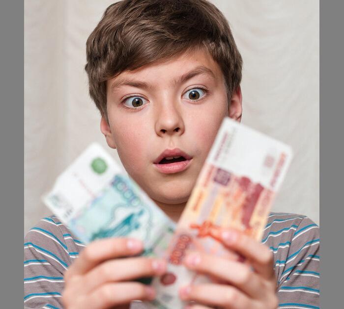 Карманные деньги детям | 8 правил