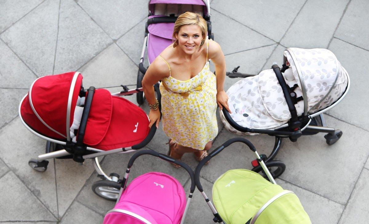 Зимние детские коляски: как выбрать, топ-5 лучших