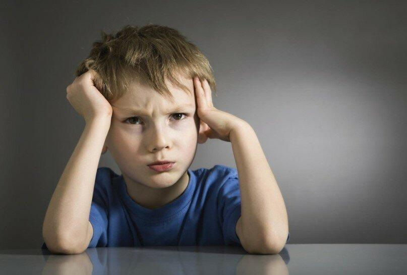 Как не превратить ребенка в невротика