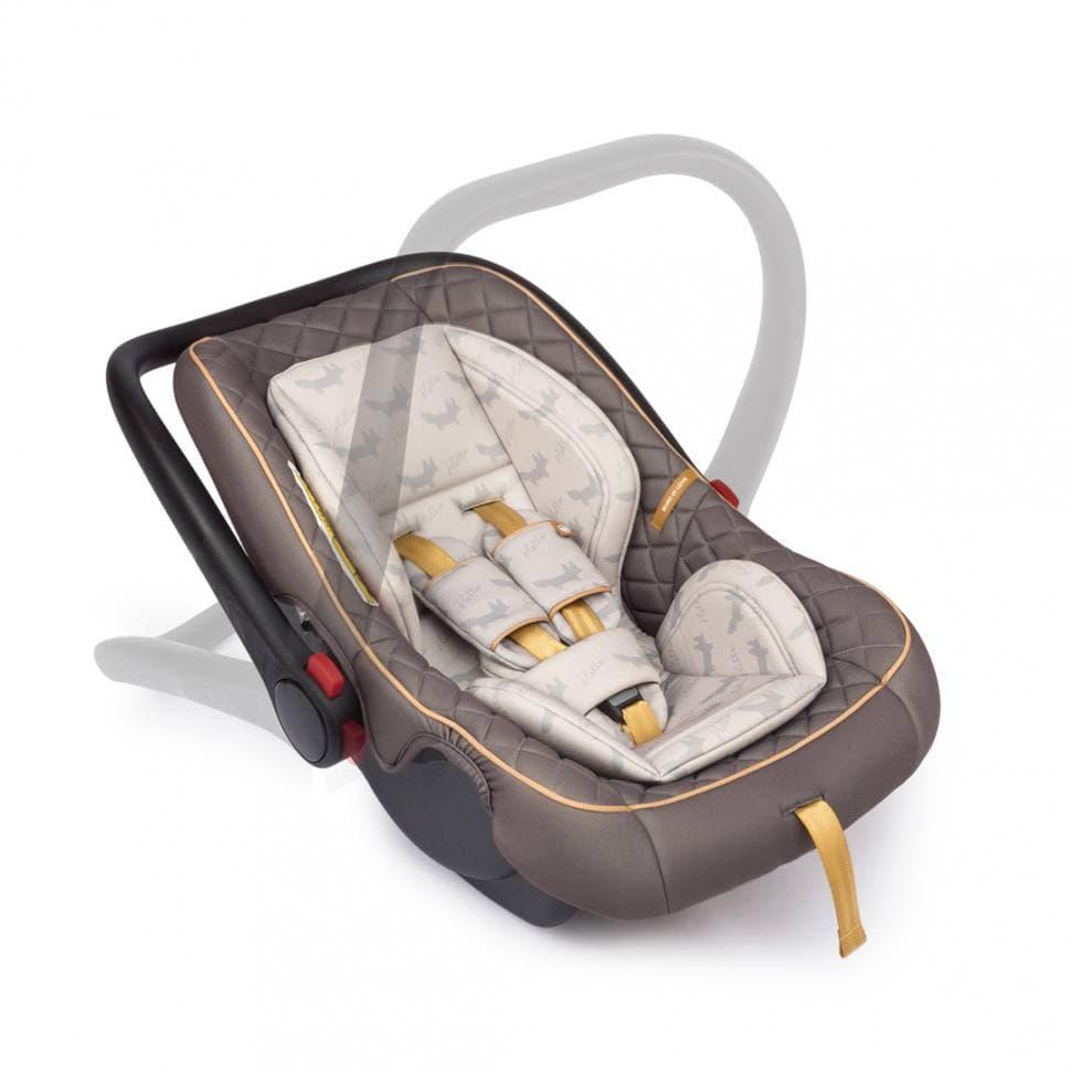 Люлька для новорожденных в машину: как пользоваться и как выбрать автокресло