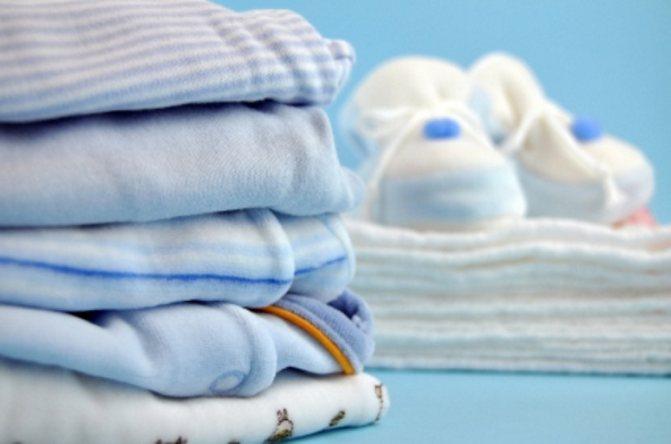 Как гладить детские вещи для новорожденных и до какого возраста это нужно