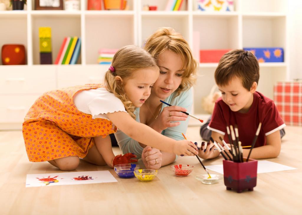 Игры во время карантина: как развлечь ребенка дома