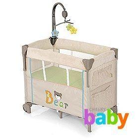 Какую лучше выбрать кроватку для новорожденного