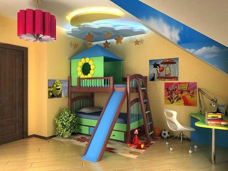 6 способов сделать детскую комнату комфортной и безопасной, не навредив дизайну