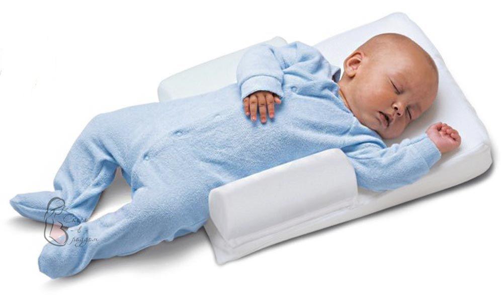Что такое позиционер для сна грудничка и как его выбрать?