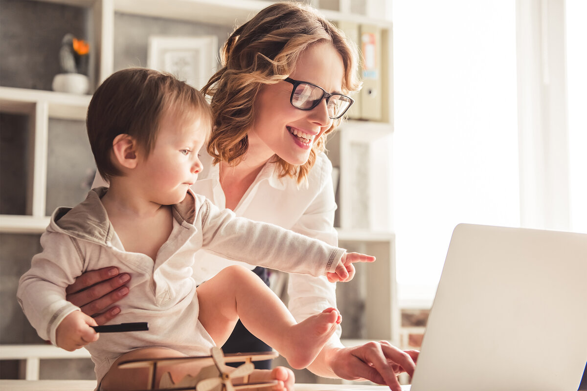 Бизнес-мама: как достичь успеха в бизнесе и быть хорошей мамой