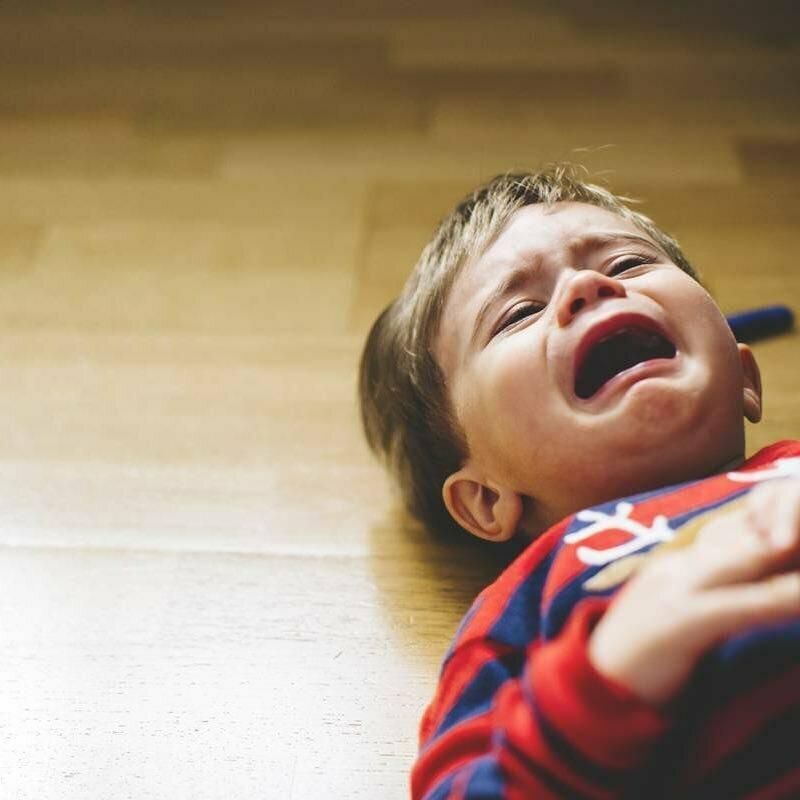 Детские истерики: универсальный способ остановить за минуту любые капризы ❗️☘️ ( ͡ʘ ͜ʖ ͡ʘ)