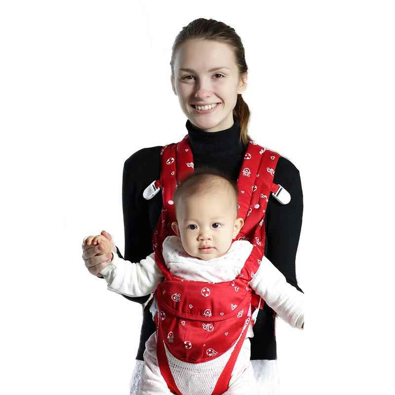 Переноска-кенгуру для новорожденных малышей