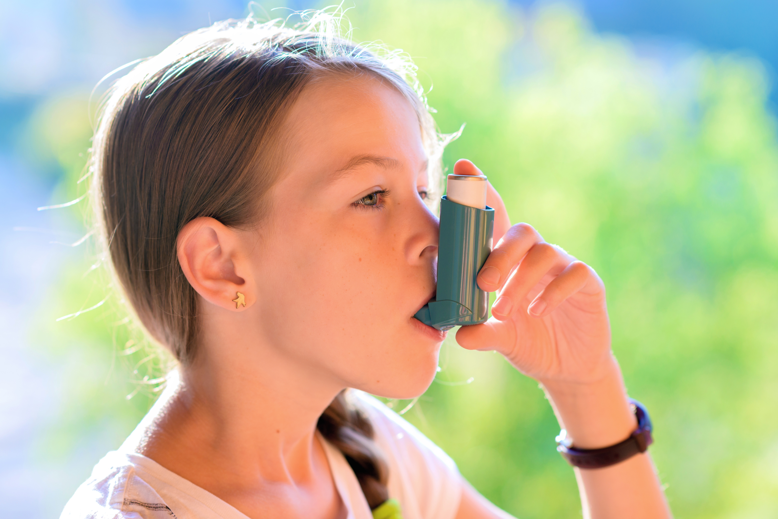 Бронхиальная астма у детей - признаки и симптомы
