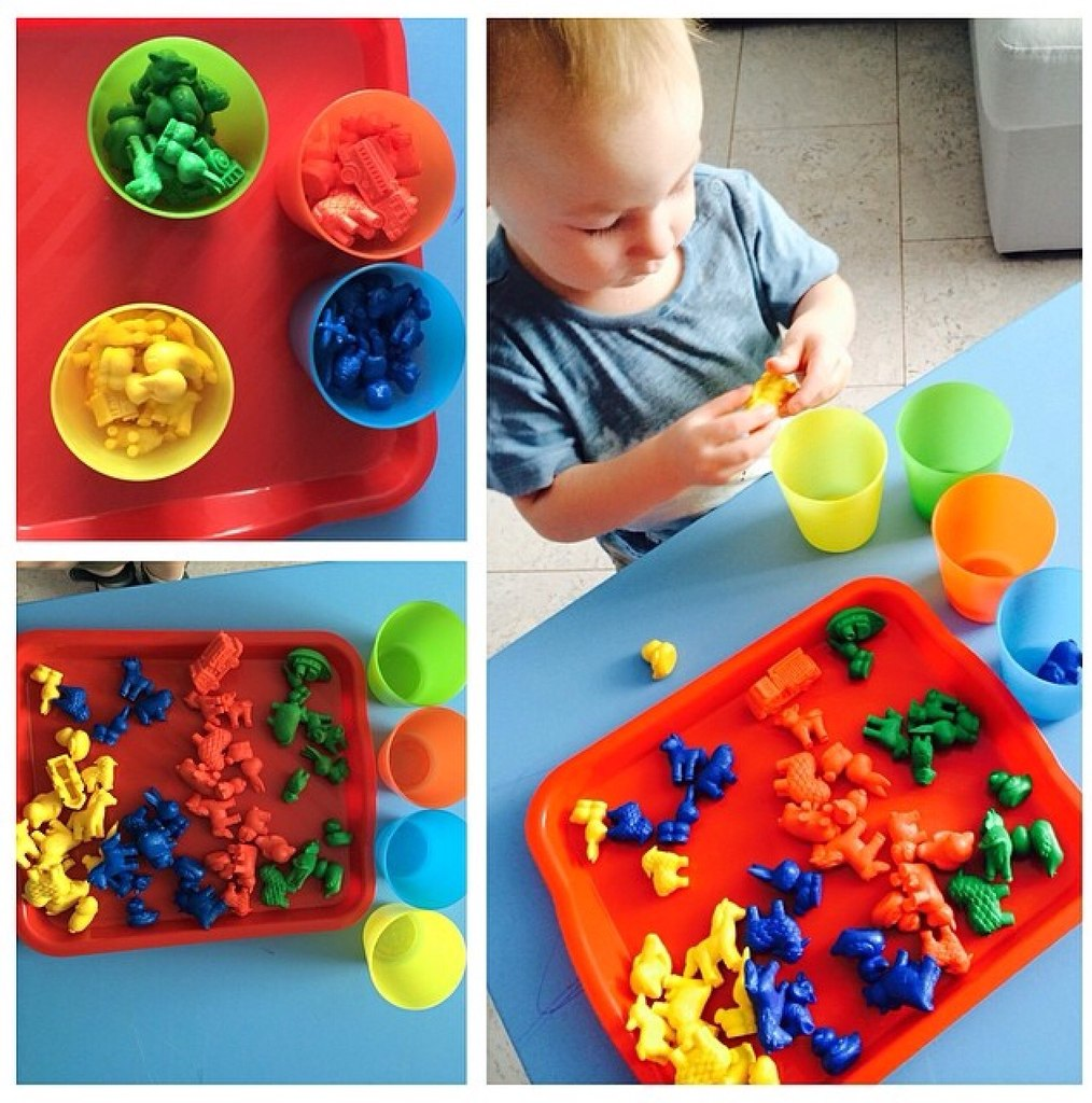 Развивающие игрушки для детей до года по месяцам
