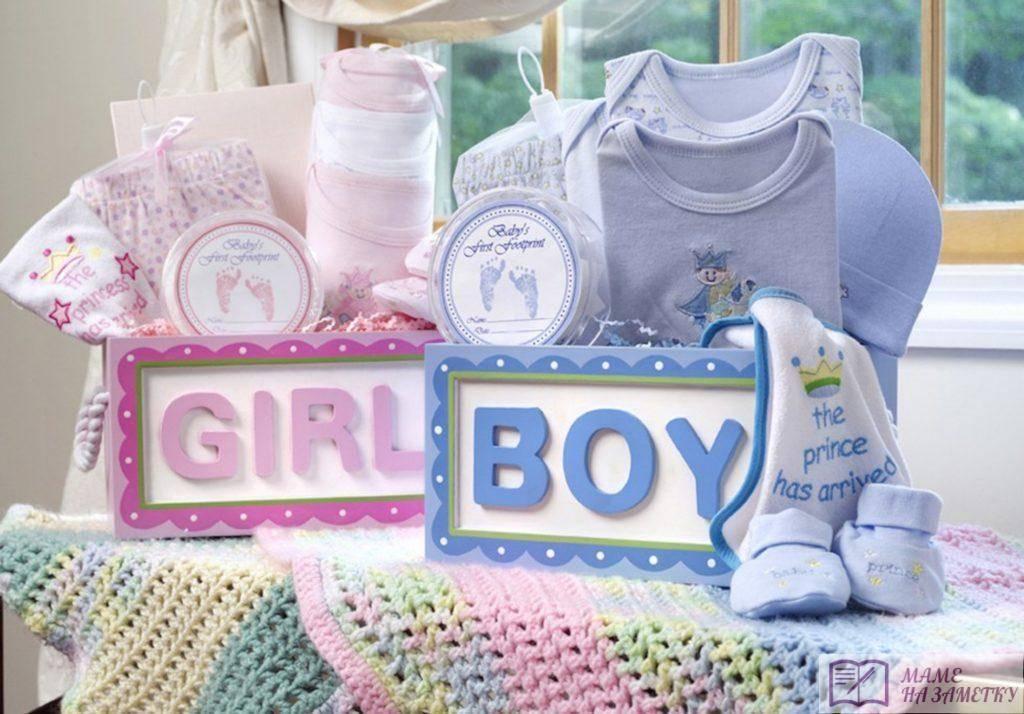 Топ-5 бесполезных и Топ-5 необходимых вещей для новорожденного ребенка