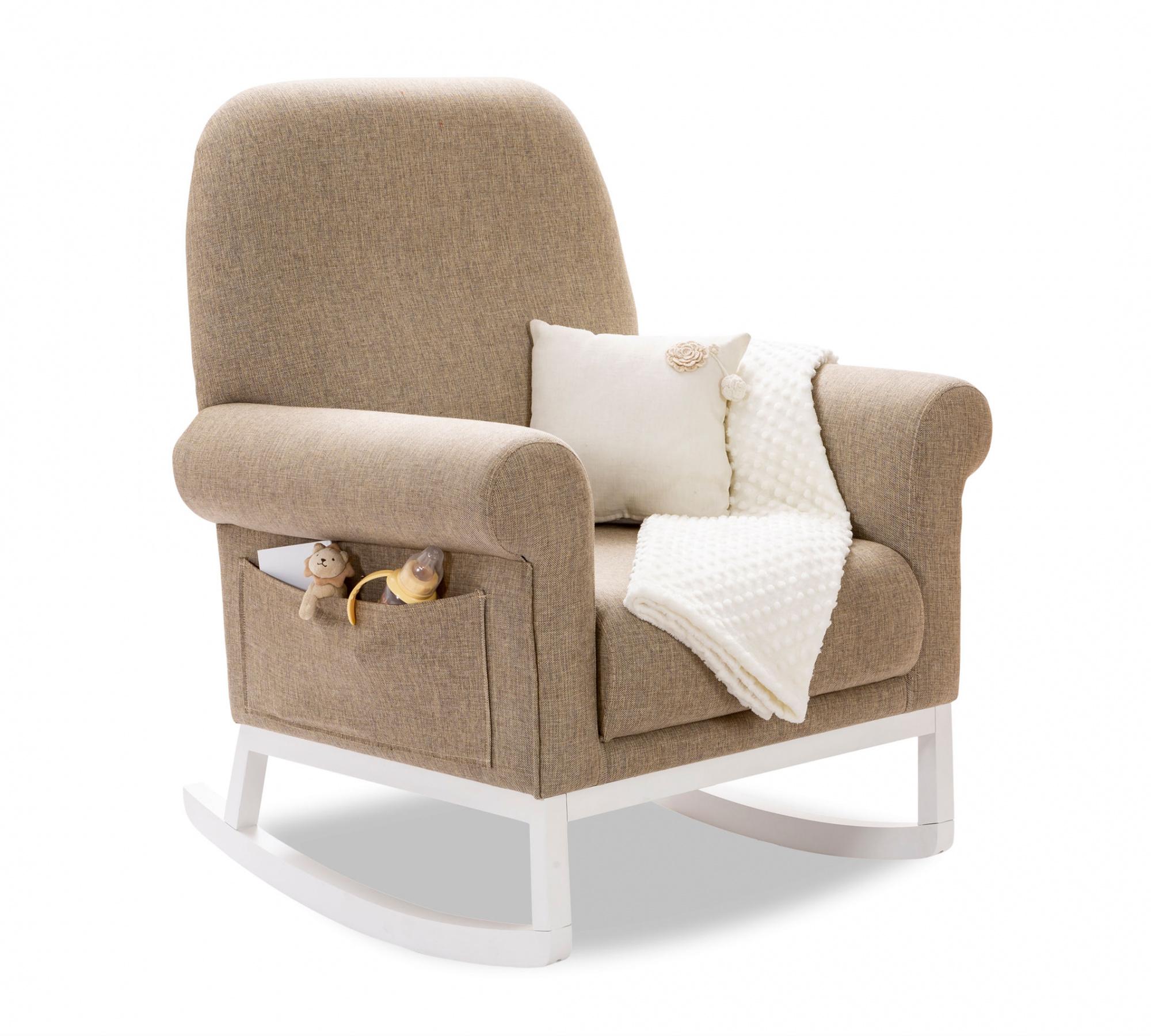 Маятниковое кресло-качалка: особенности и выбор