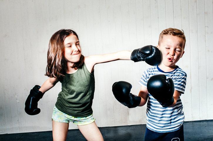 Как научить ребенка постоять за себя | уроки для мам