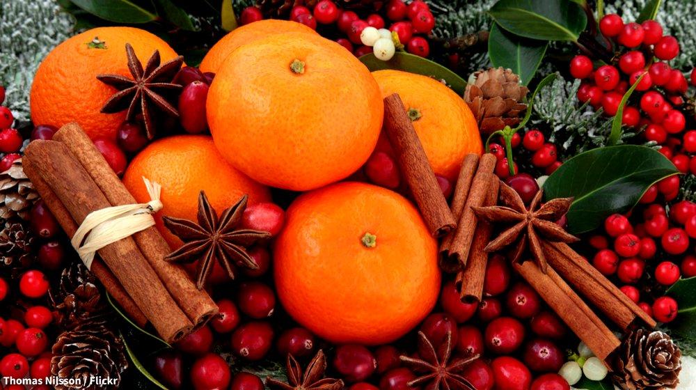 Сезонные продукты: польза