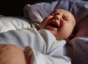 Проблемы со сном у новорожденных детей