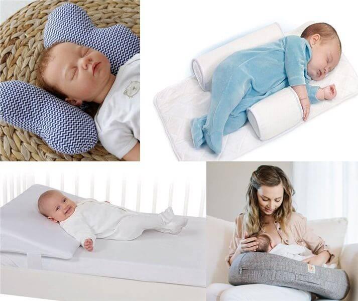 С какого возраста ребенку можно спать на подушке?