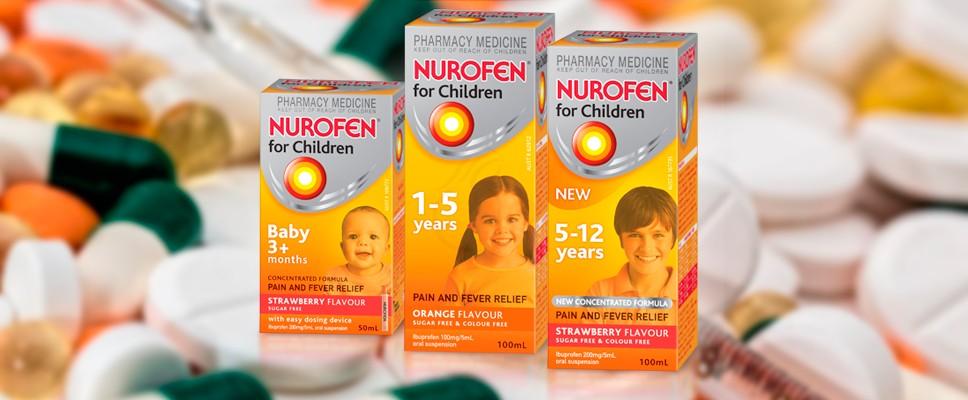 Обезболивающее суспензия для детей 100 мл