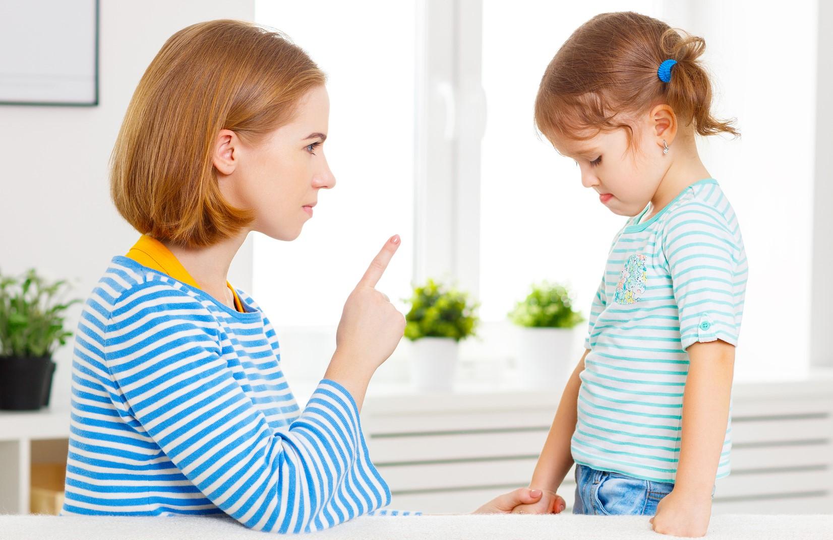 Почему нельзя делать замечание чужому ребенку