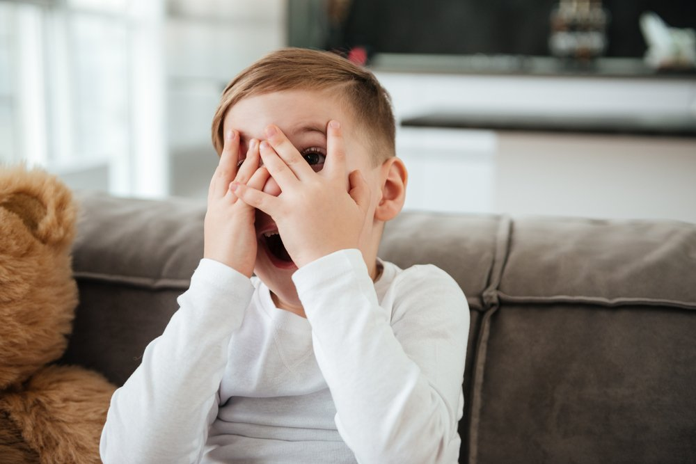 Что делать, если ваш ребенок всего боится