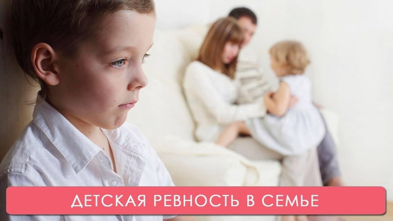Ребенок 2 года ревнует к новорожденному | babytut