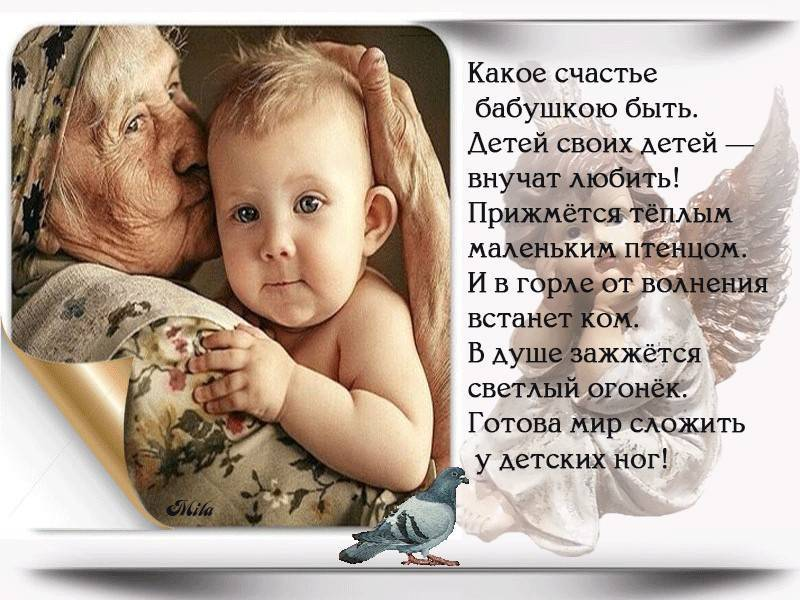 8 причин, почему воспитание ребенка нельзя отдавать бабушке