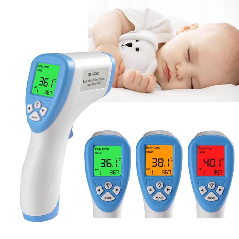 Как измерить температуру новорожденному: способ, устройство, показатели нормы