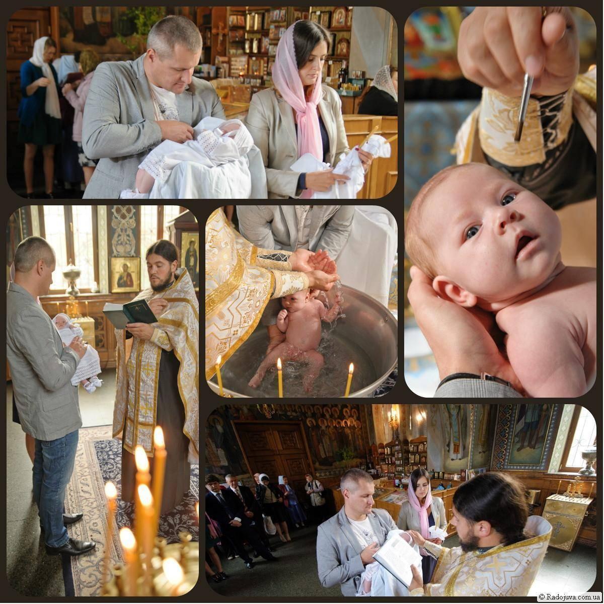 Как выбрать крестного для своего ребенка по всем правилам