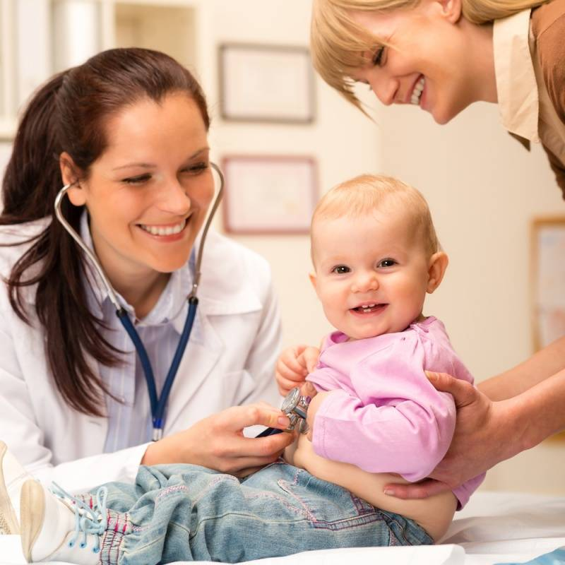 Выбор педиатра мнение участкового педиатра