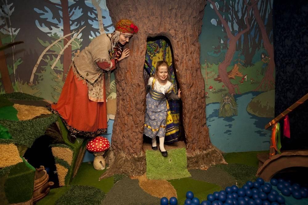 Сказка как интерактивная форма развития речи и воспитания детей