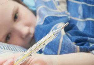 Пониженная температура тела у ребенка − когда у родителей не должно быть причин для волнения?