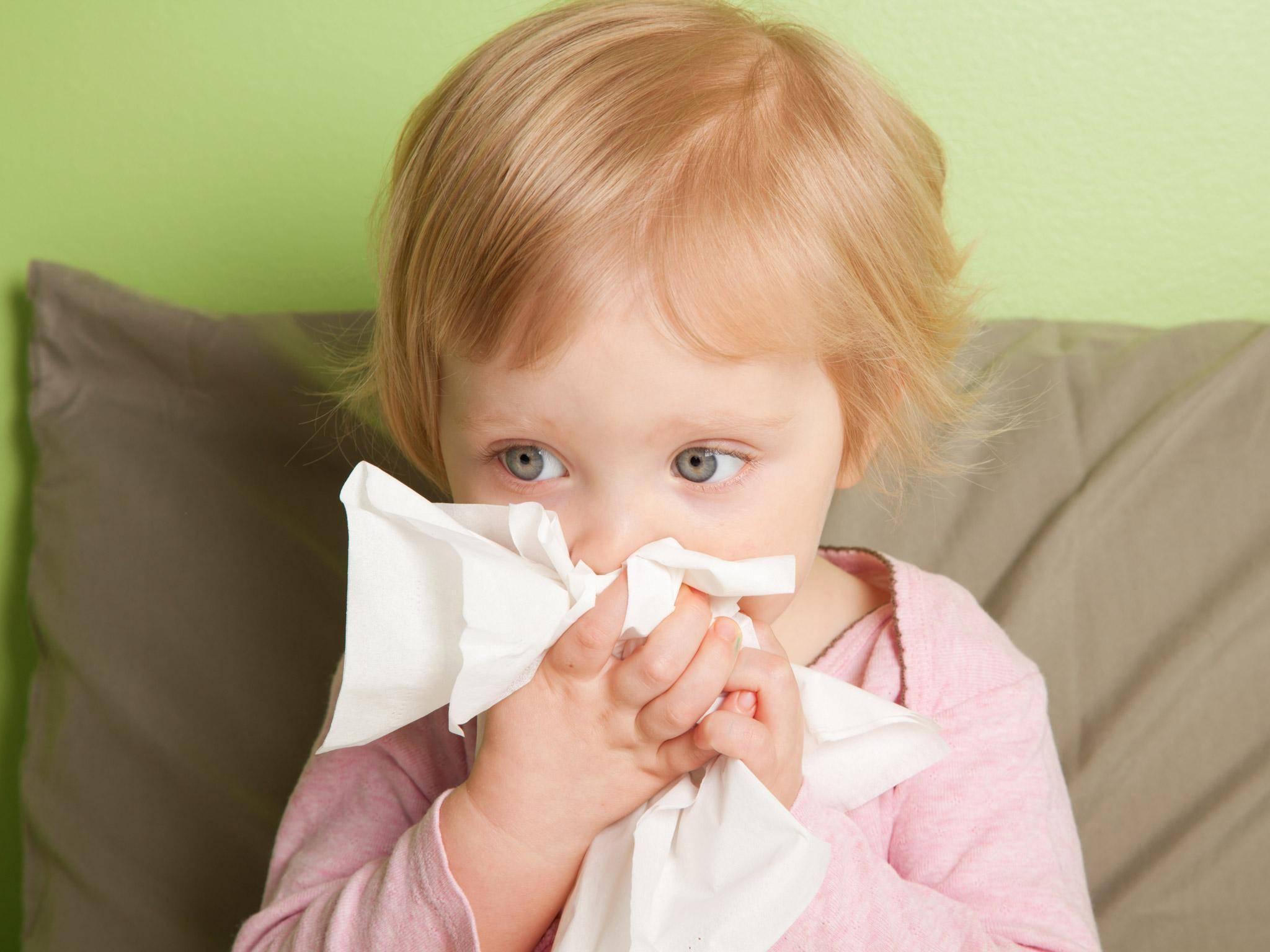 Аллергический ринит у ребенка лечение — аллергия