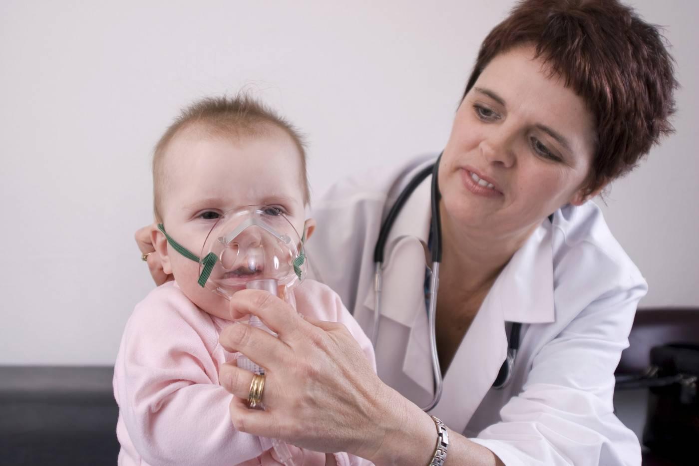 Причины тяжёлого дыхания у детей