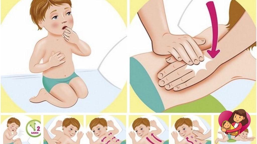 Как помочь грудничку откашлять мокроту: полезные советы