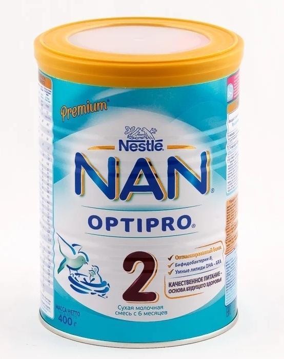 Молочная смесь «нан оптипро 1»: состав, отзывы педиатров