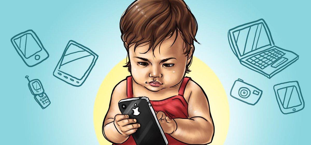 Влияние современных гаджетов на детей (плюсы и минусы)