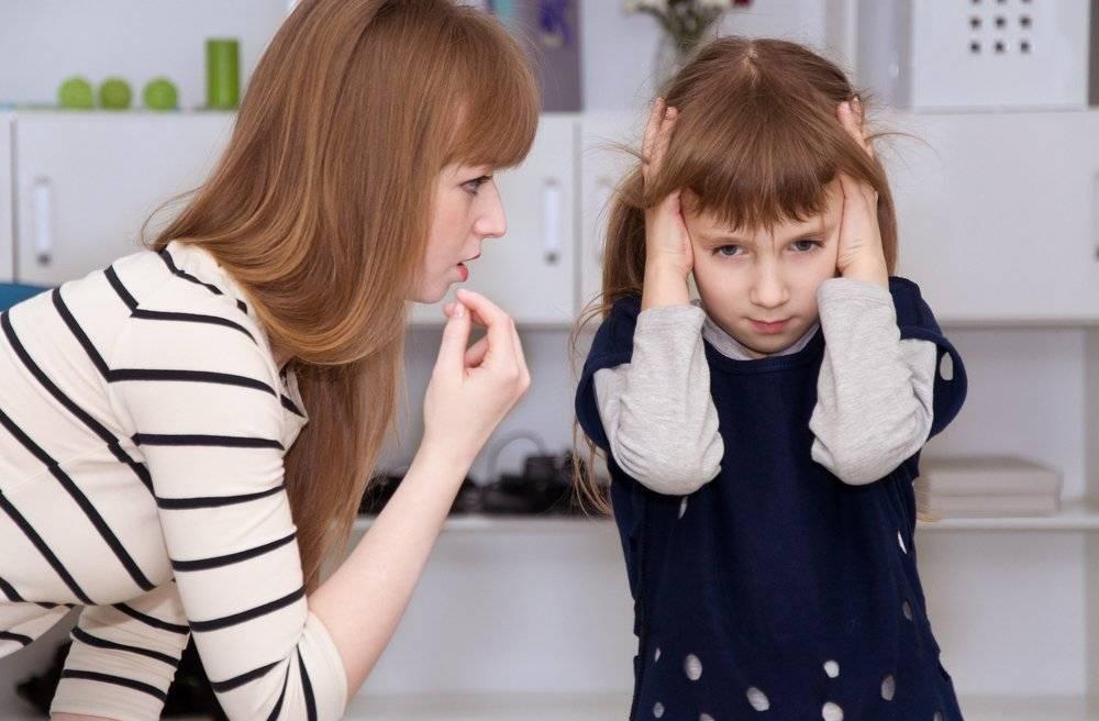 7 грубых ошибок родителей во время ссор с детьми - исключите их