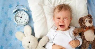 Почему не спит малыш?
