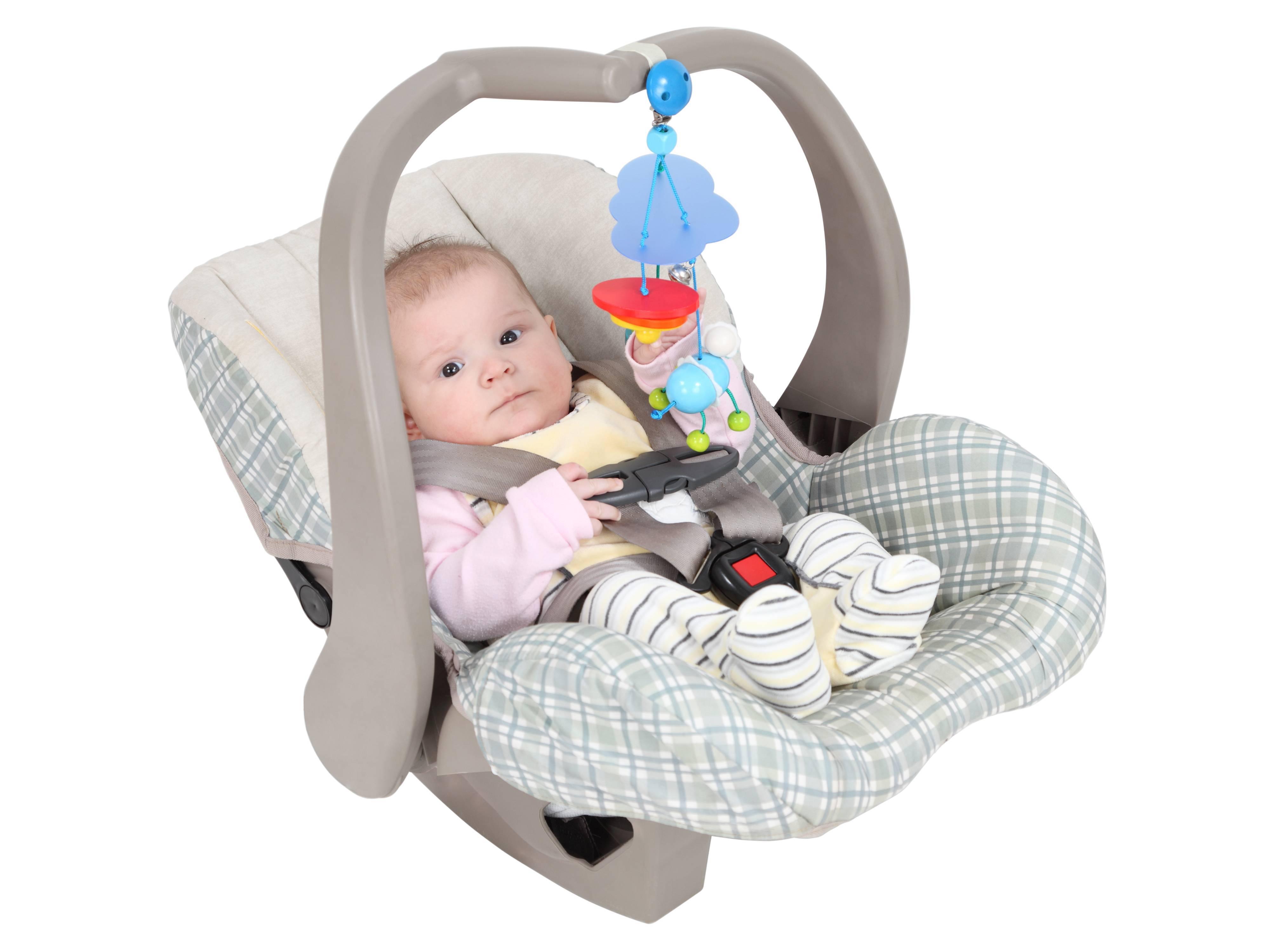 Автокресло для новорожденного ребенка | уроки для мам
