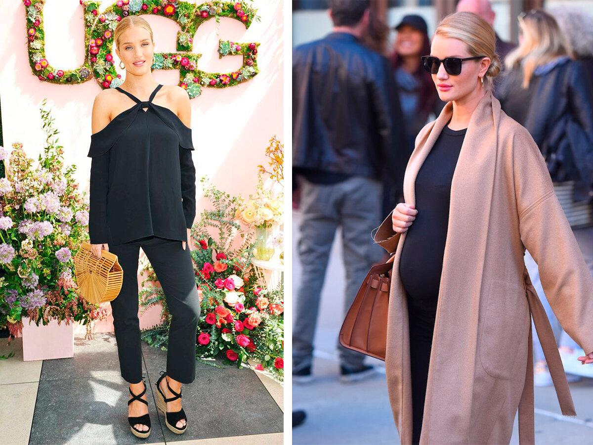 Мода для беременных: как выглядеть стильно на примере подольской и марины ким