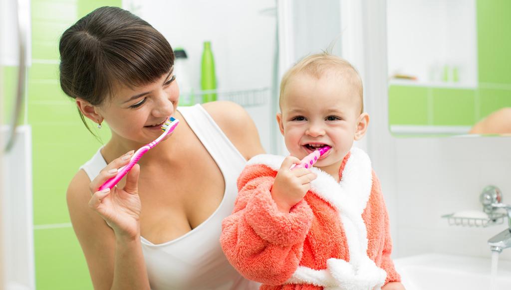 Гигиена полости рта у детей до года и старше: основные правила детских гигиенических процедур