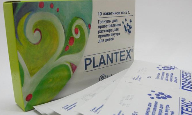 Плантекс для новорожденных