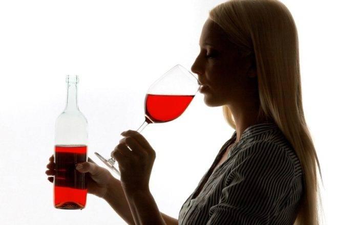 Безалкогольное вино для кормящей мамы