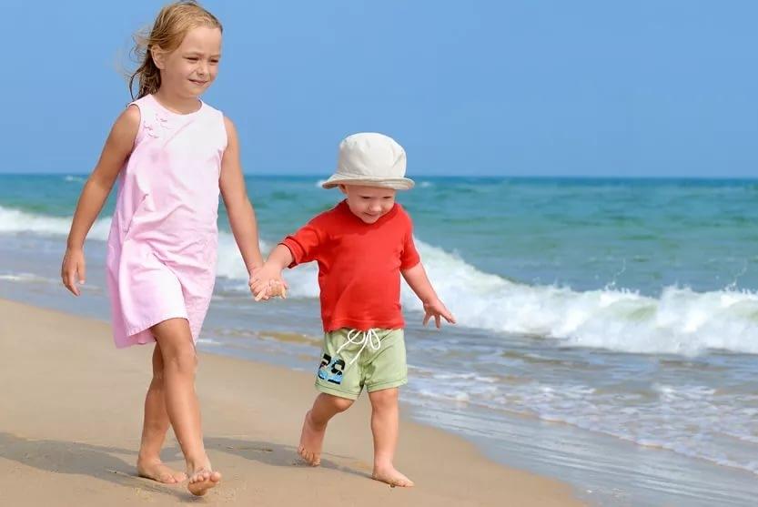 Поездка на море с ребенком. как подготовиться к семейному отдыху?