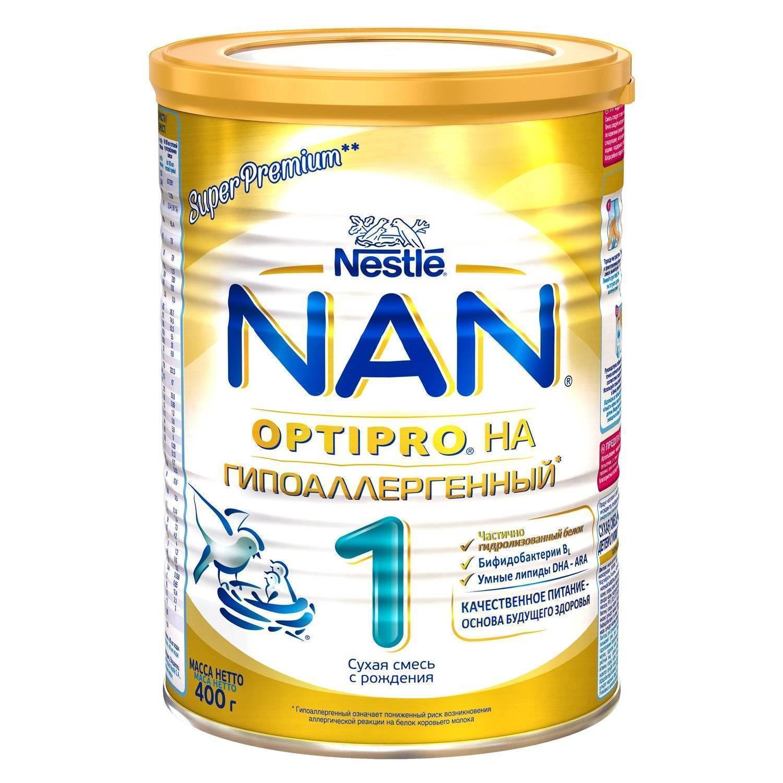 """Смесь для новорожденных нан: какой из видов лучше, что входит в их состав, инструкция, как разводить детское питание nan """"оптипро1"""" и другие"""