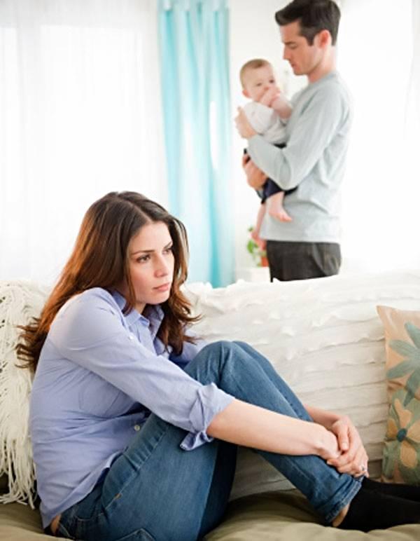 Послеродовая депрессия у отцов. как это бывает и что делать?