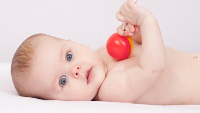 Какие бывают погремушки для новорожденных