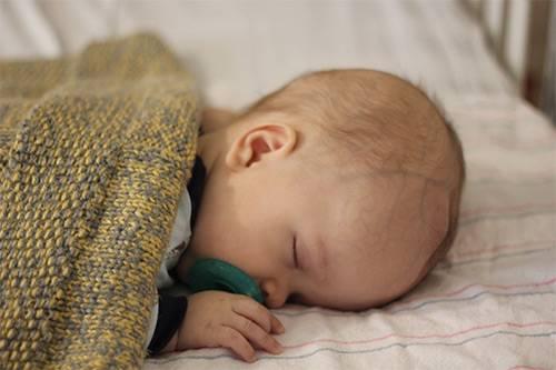 Пульсация родничка у ребёнка в разном возрасте